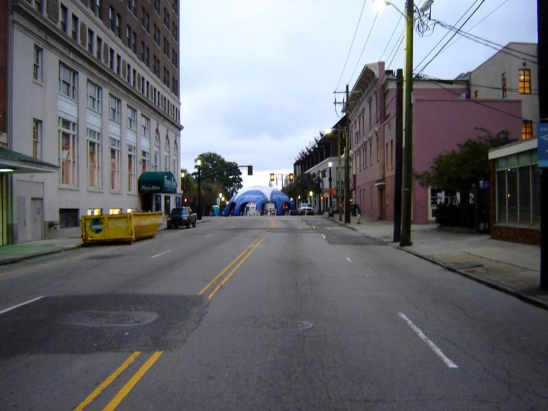 Early Empty Street