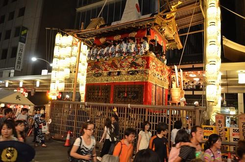 Gion-matsuri (Gion festival)  祇園祭 京都