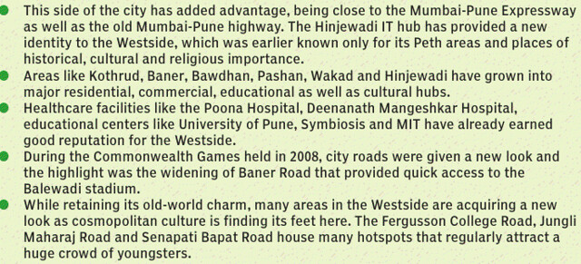 Advantage Pune West