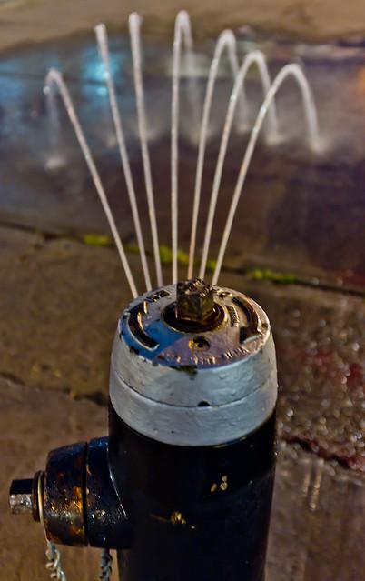191/365 - July 10, 2011 - Leaky Pump