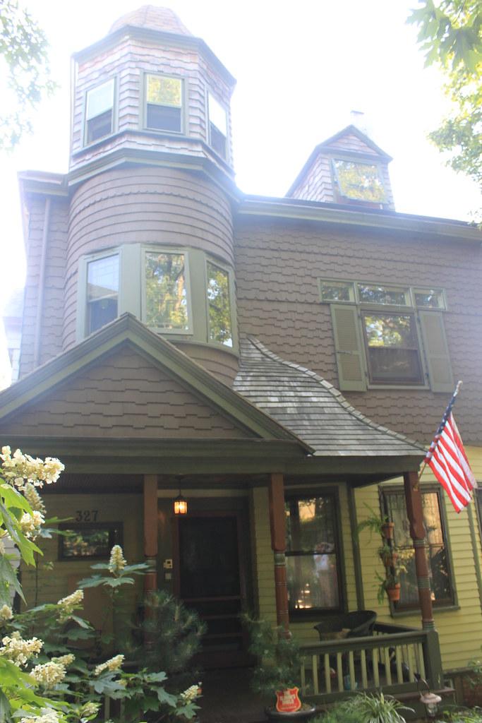 327 Westervelt Avenue House