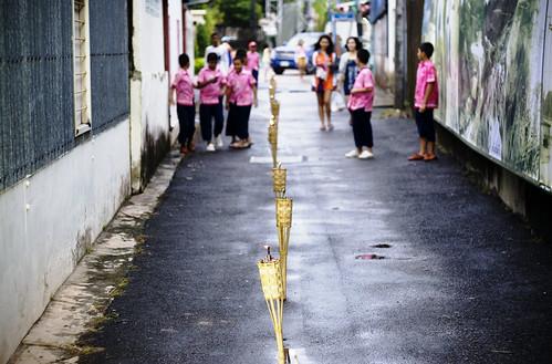 Kathu side street