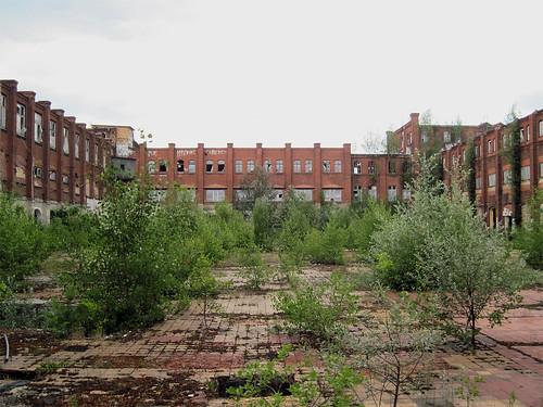 Berlin Köpenick - Abandoned laundry