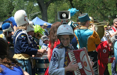Mucca Pazza at Tour de Fat 2011