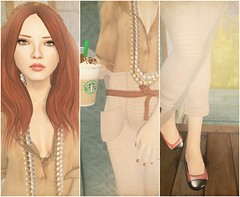 Shades of Brown (Nina Becker) Tags: secondlife theseasonshunt