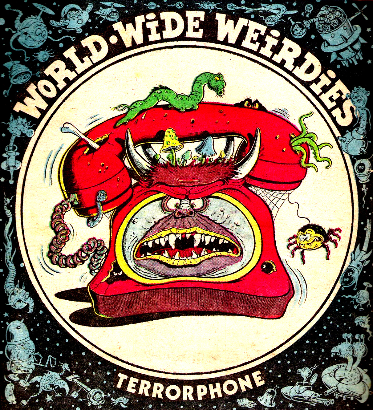 Ken Reid - World Wide Weirdies 81
