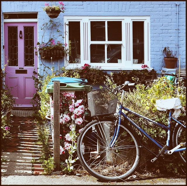 Best of Oxford's Gardens No. 102