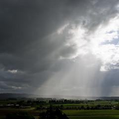 """""""One day / One photo"""" -7/365- L (Mathieu Calvet) Tags: light rain clouds landscape pentax lumire couleurs pluie lot 24mm nuages paysage vignes 46 k5 midipyrnes vignobles 365days 7365 sigma24mmf18 365project sigma24mm onedayonephoto justpentax pentaxart puylvque pentaxk5"""