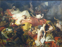 Delacroix, The Death of Sardanapalus