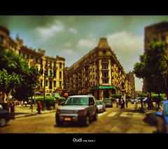 "Cairo| Paris in the Middle East .. (Ohoud ""Oudi"") Tags: egypt cairo  od    fotodioudi oudiphoto"