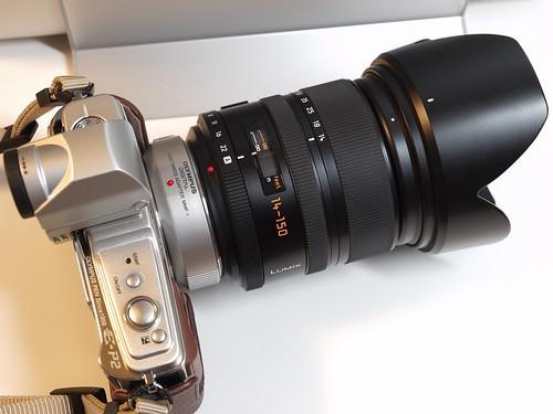 OLYMPUS E-P2 + MMF-1 + LEICA D Vario-Elmar 14-150mm F3.5-5.6 Asph./MEGA O.I.S.