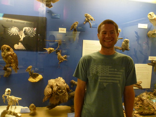 Me at Field Museum