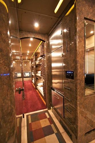 Mystery - Bunk Hallway
