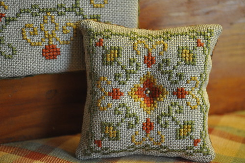 Amazing Grace-pin cushion