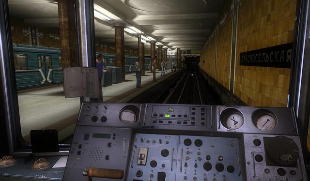 Симулятор метро санкт петербурга скачать