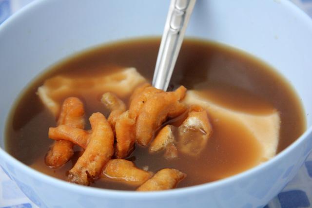 Thai ginger soup