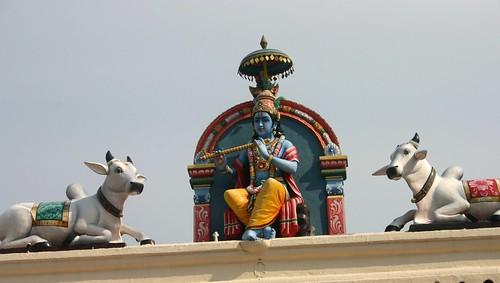 Sri Mariamman Temple, Chinatown