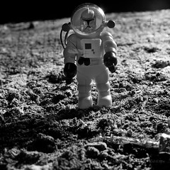 201/365 | One Small Step (egerbver) Tags: moon toy toys actionfigure starwars space neil replica photographs same similar parody recreation 365 clone outerspace armstrong homage copy remake alternative playmobil reconstruction hasbro parodies redo reconstruct clonetrooper buzzaldrin neilarmstrong recreate influencial lunarlanding davideger 365daysofclones