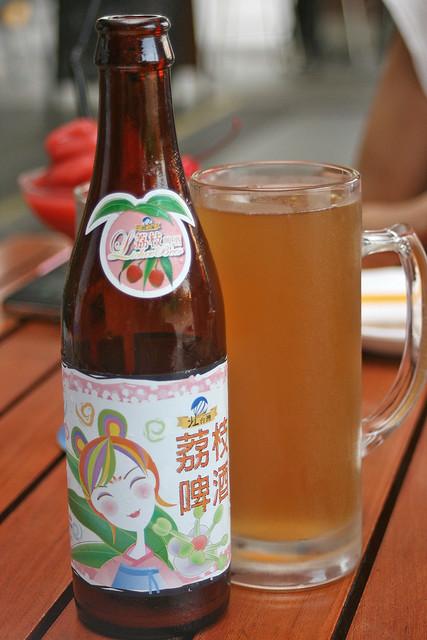North Taiwan Lychee Beer