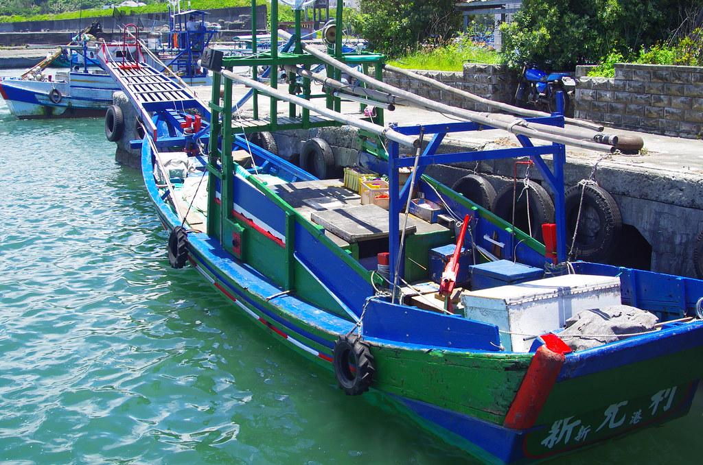 [台東]成功漁港的特殊海產:海豬腳!