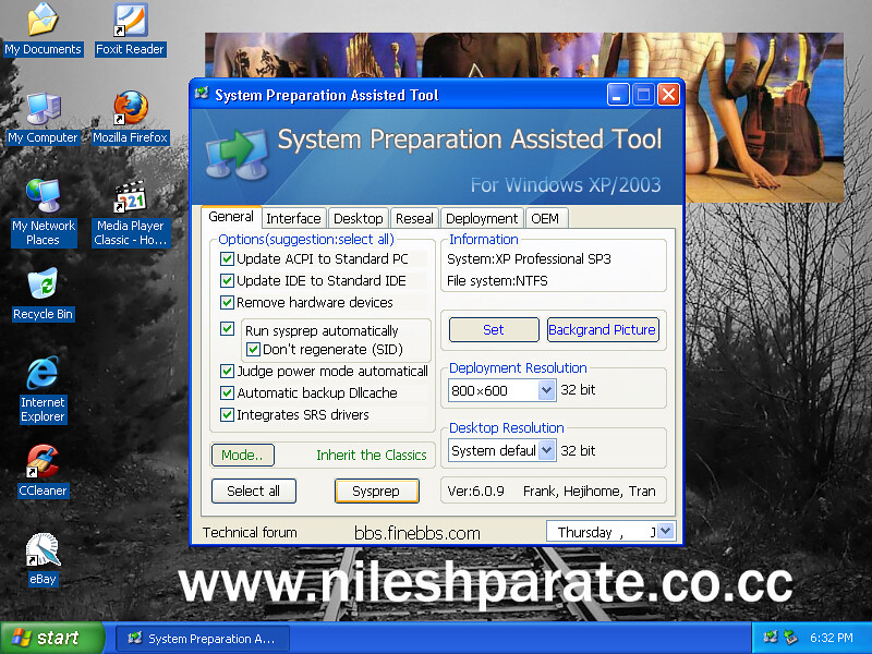 windows xp sp3 ghost file with drivers 2013