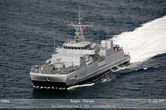 KNM Mly - M342 (Aviation & Maritime) Tags: norway bergen minesweeper mly knm minehunter royalnorwegiannavy kongeligenorskemarine m342 knmmly m342mly