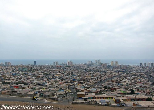 Iquique from Above
