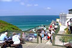 Plemont beach cafe