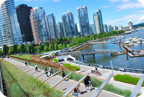 Beautiful Vancouver Waterfront