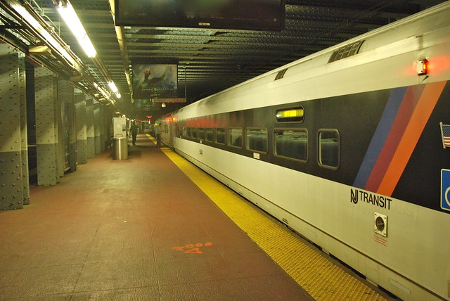 Fast Train to Newark Airport