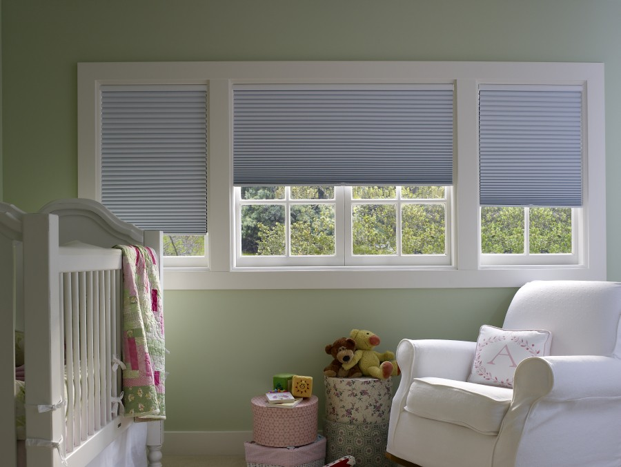 Honeycomb shades reviews honeycomb shades acme blinds for Blinds for kids rooms