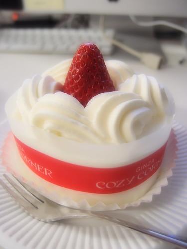 2011年誕生日ケーキ