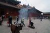 _DSC7877 (durr-architect) Tags: china school court temple peace buddhist beijing buddhism prince palace monastery harmony lama tibetan han dynasty emperor qing kangxi yonghegong lamasery monasteries yongzheng eunuchs