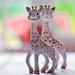 Les girafes en Bretagne