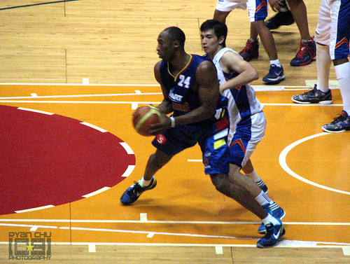 Kobe Bryant vs Chris Tiu
