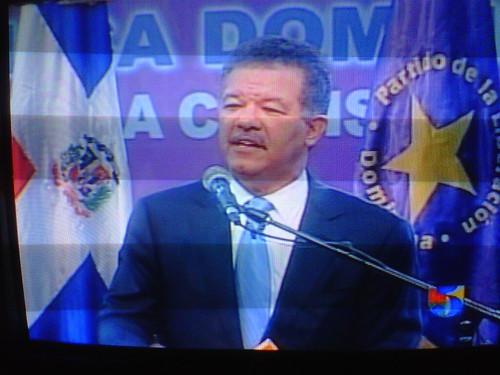 Discurso de Leonel Fernandez 24 de Julio 2011