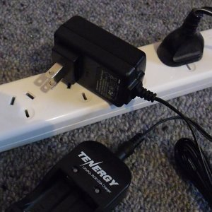 American Plug - NZ Socket