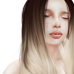 Kiss me before I rise. (YukaChoco Magic) Tags: secondlife koinup Koinup:Username=yukachoco Koinup:WorkID=376621