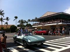 ハワイ島コナカジキ釣りパレード