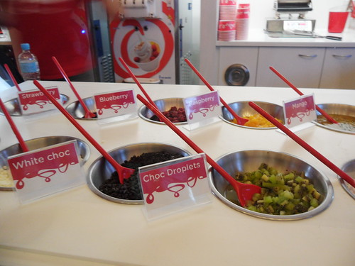 Red Spoon Fremantle Toppings