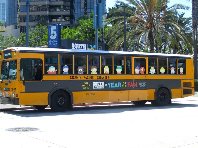 Southpark Bus