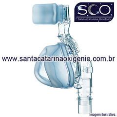 MSCARA COMFORT FUSION (Santa Catarina Oxignio) Tags: santa fusion comfort catarina sono nasal venda mscara cpap ronco compra locao oxignio apneia