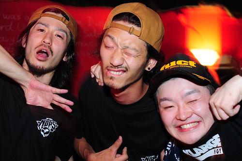 T.F.L crew