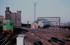 R0221  Newcastle 27Jun1960 (Ron Fisher) Tags: newcastle castlekeep northeasternregion