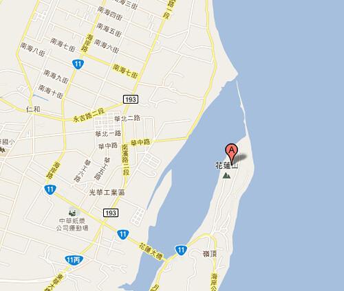 大碉堡地圖