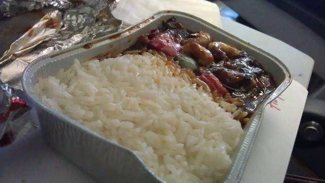 AirAsia Lunchbox, Kung Poh Chicken Rice