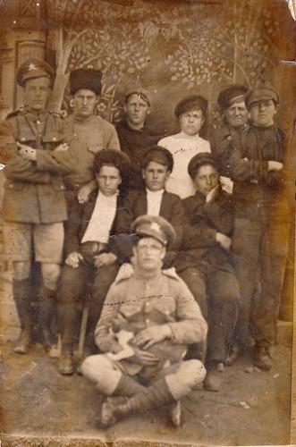 Baku, Azerbaijan. 16th June 1919.