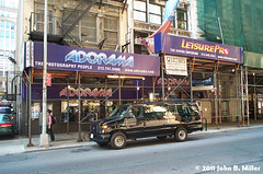 Adorama (jmillerdp) Tags: street city nyc newyorkcity urban ny newyork color digital photography photo store downtown exterior kodak manhattan midtown dc280 adorama