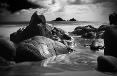 Whirlpool (petefoto) Tags: longexposure sea blackandwhite seascape beach wet clouds dangerous sand nikon rocks cornwall wave atmosphere atlantic boulders coastal whirlpool filters sinking foreshore polariser porthnanven thebrisons nd106 bestcapturesaoi mygearandme mygearandmepremium mygearandmebronze mygearandmesilver mygearandmegold mygearandmeplatinum mygearandmediamond leefiltersgnd06s