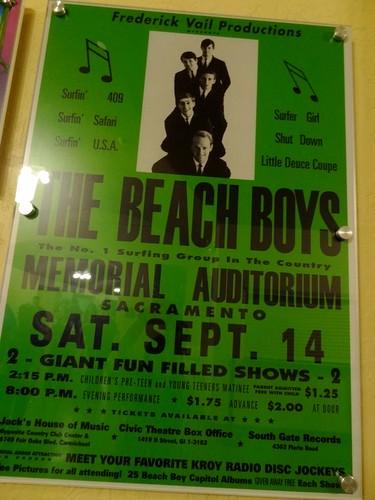 Sacramento, CA: Sacramento Memorial Auditorium